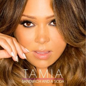 Tamia Sandwich And A Soda