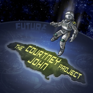 The Courtney John Project- Future (Album Cover)