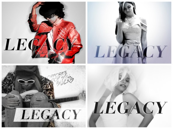 "Fefe Dobson Channels Music Legends in ""Legacy"" Video ..."