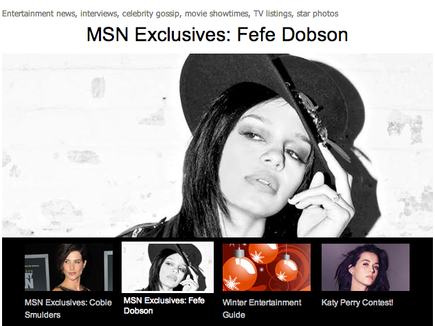 FefeDobson_MSNExclusive