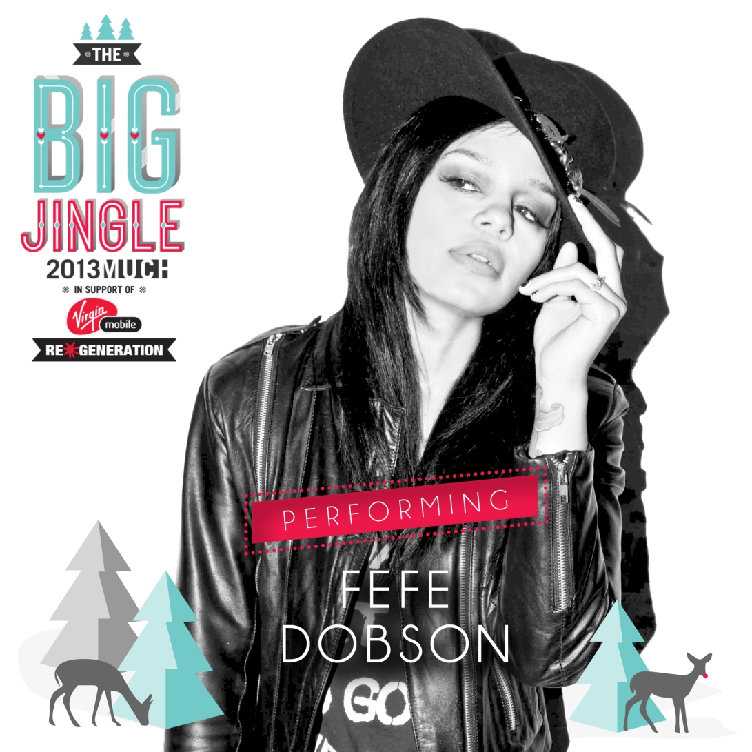 FefeDobson_TheBigJingle_2013