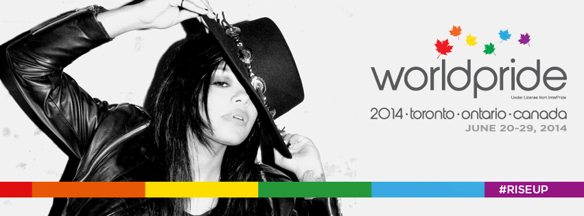 fefe dobson world pride 2014