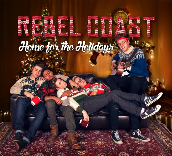 Rebel Coast Home For The Holidays EP