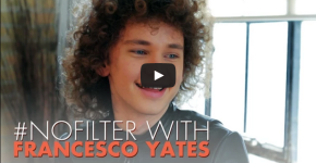 Francesco Yates Interview AndPop