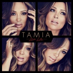 Tamia Love Life 2015 Album Cover