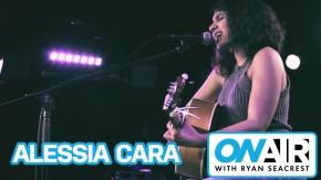 Alessia Cara ryan seacrest on air