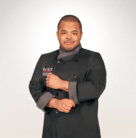 Food Network Chef Roger Mooking